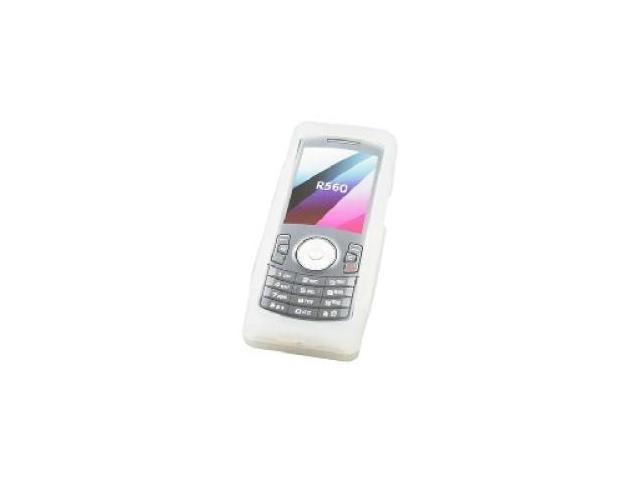 Fosmon Silicone Skin for Samsung R560 (Clear)