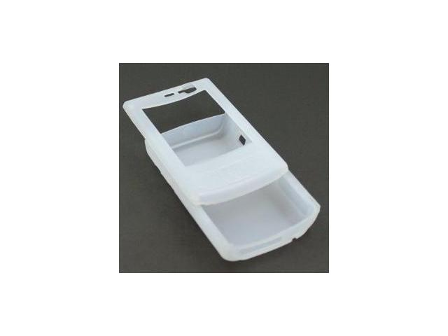 Fosmon Silicone Skin for Nokia N95 (Clear)