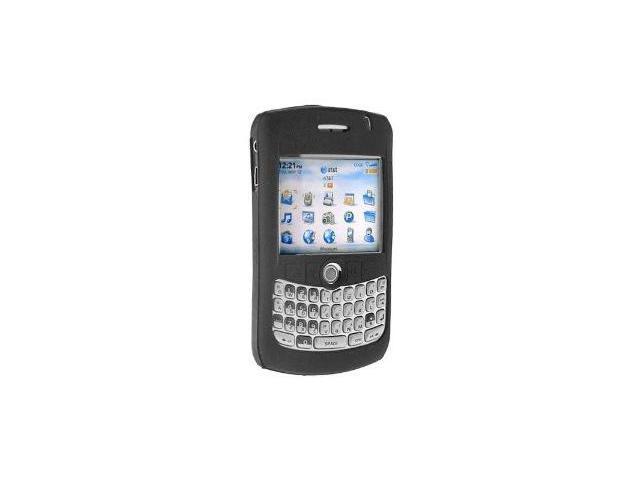 Fosmon Silicone Skin for Blackberry Curve 8300 (Black)