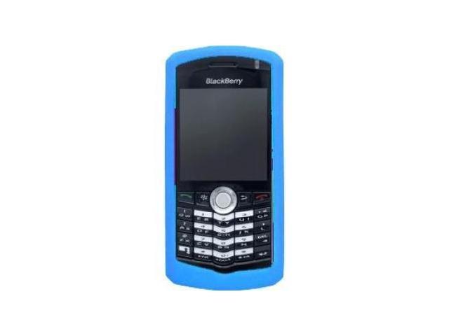 BlackBerry HDW-13021-004 Skin for BlackBerry 8100 Pearl - Light Blue