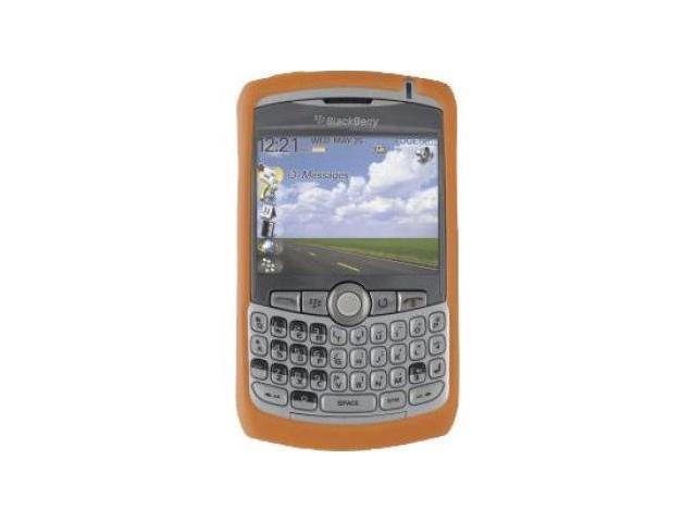 BlackBerry HDW-13840-002  Skin for BlackBerry 8300 Curve - Light Orange