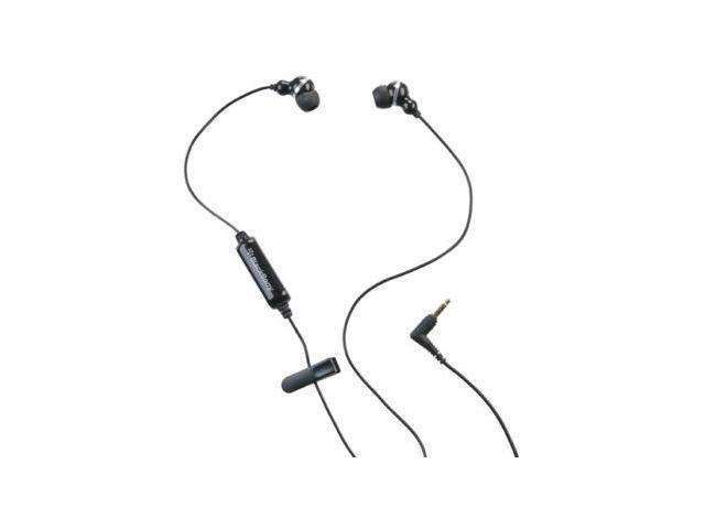 BlackBerry HDW-16907-001 OEM 2.5mm Black Stereo Headset fits BlackBerry 8100 Pearl, 8800, 8830