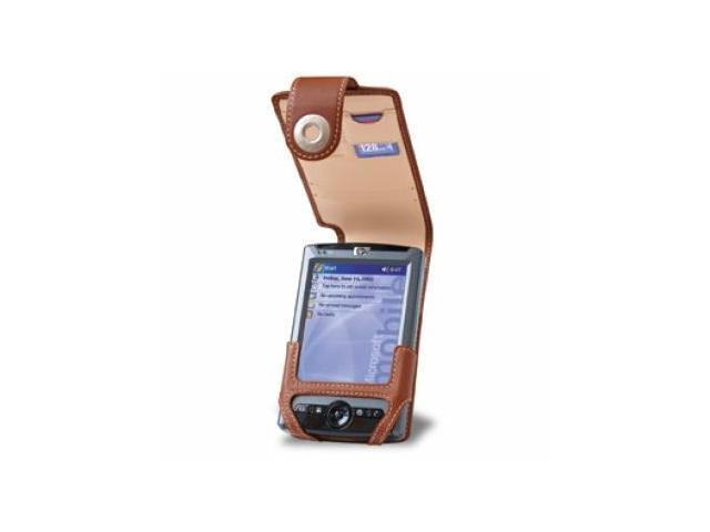 HP iPAQ rx3115 rx3400 rx3715 Covertec Leather Case - Gold