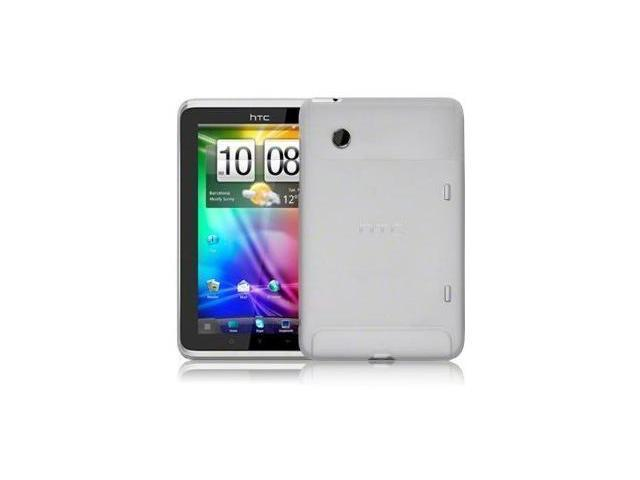 Fosmon Silicone Skin for HTC Flyer (Clear)