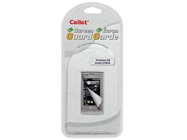 Cellet LCD Screen Protector for LG Incite CT810