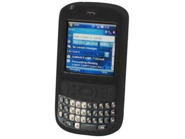 Cellet SCTRE800BK Jelly Case Silicone Case fits Palm Treo 800w - Black