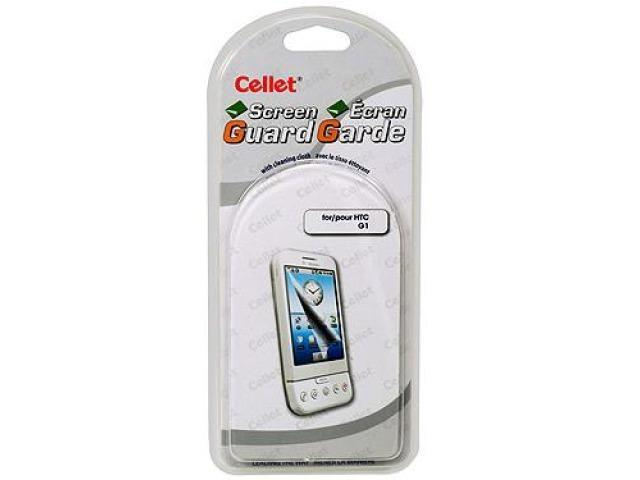 Cellet SPHTCG1 LCD Screen Protector for T-Mobile G1 / HTC Dream