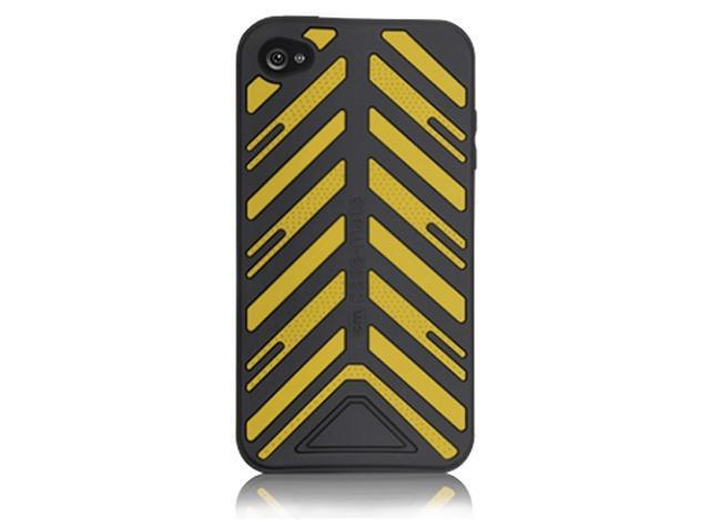 Case-mate Torque Case for AT&T Apple iPhone 4- Black/Yellow
