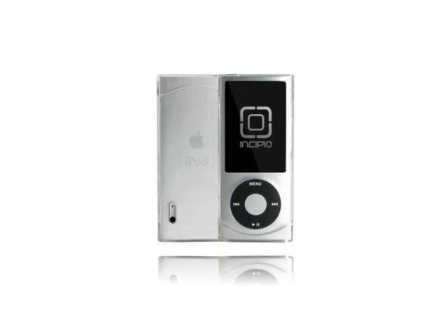 Incipio Edge Polycarbonate Slider Crystal Case fits Apple iPod nano 5th Gen (Clear)