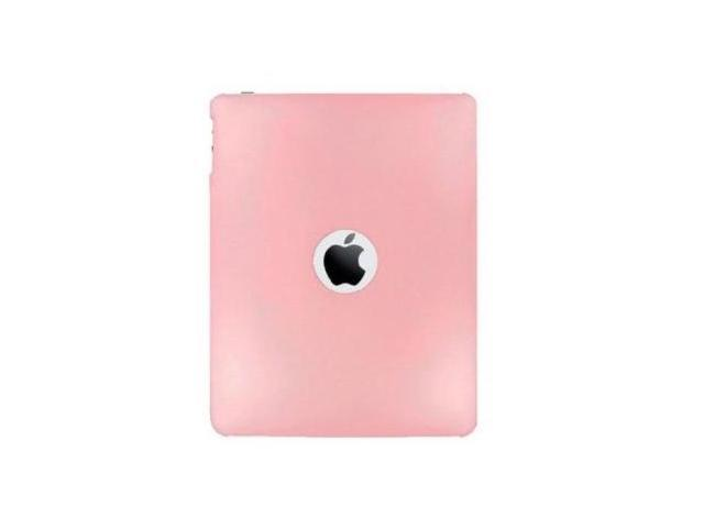 Fosmon Premium Quality Snap On Hard Rubberized Protective Cover Case for Apple iPad 1st Gen- Pink