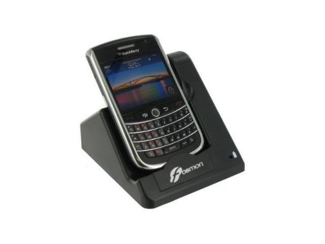 Blackberry Tour 9630 USB Sync Charge Desktop Docking Cradle with Second Battery Charging Slot