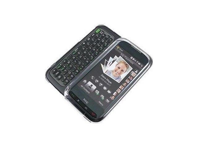 Sprint HTC Touch Pro2 Crystal Clear Case with Swivel Clip