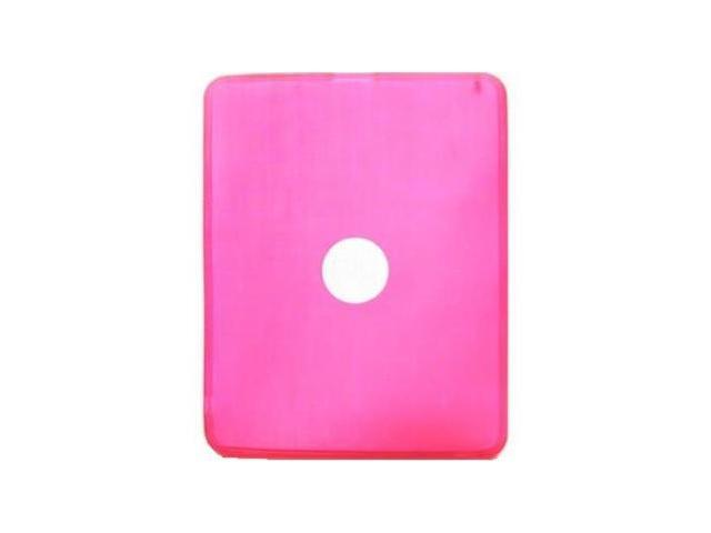 Fosmon Crystal Case for Apple iPad 1st Gen (Hot Pink)