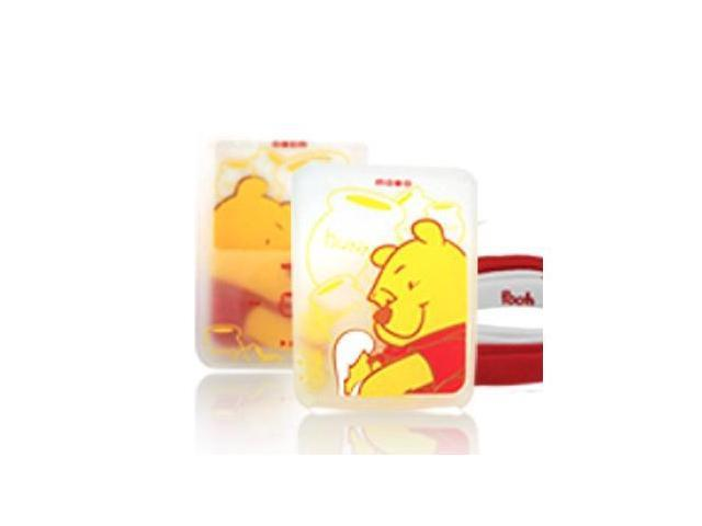 Disney Officially Licensed Silicone Case featuring Winnie The Pooh fits Apple iPod nano 3rd Generation