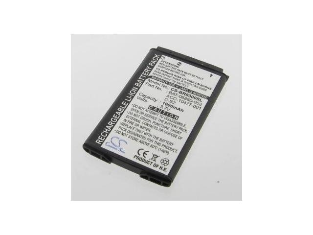 1000mAh Battery fits Blackberry Curve 8300, Curve 8310, Curve 8320, Curve 8330 series