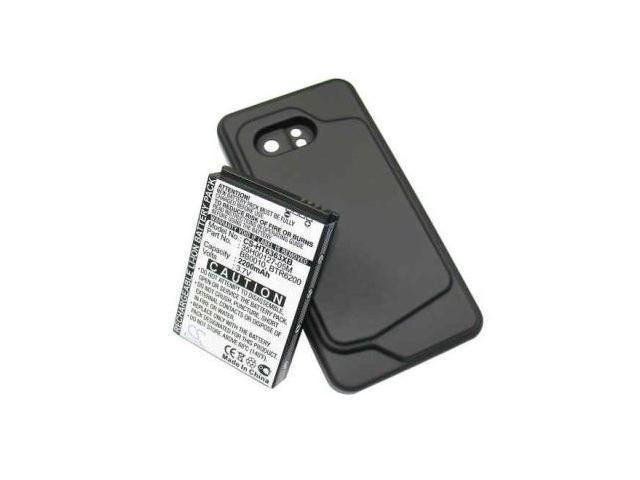 2200mAh Extended Battery with Battery Door for HTC Evo 4G
