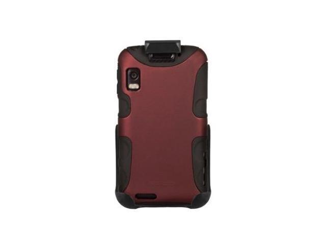 Seidio Innocase Active Combo for Motorola Atrix 4G (Burgundy Red)