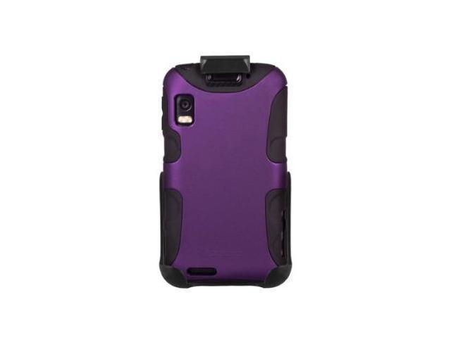 Seidio Innocase Active Combo for Motorola Atrix 4G (Amethyst Purple)