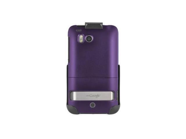 Seidio Innocase II Surface Snap On Case & Holster Combo for HTC ThunderBolt - Amethyst