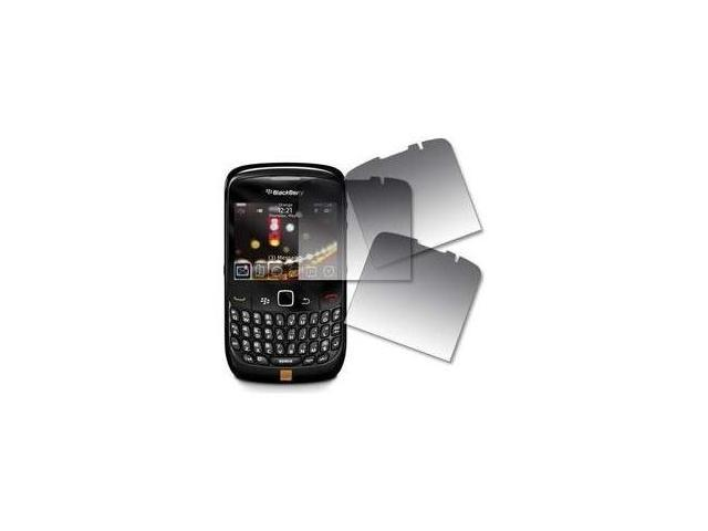 9 Pack of Durable Screen Protector LCD Guard For Blackberry Curve 8520 by Fosmon