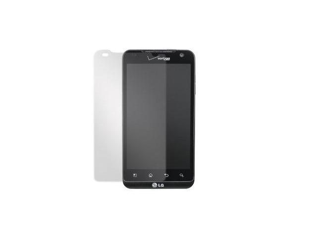 3X Clear LCD Screen Protector for Verizon LG Revolution