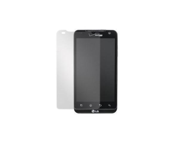 Clear LCD Screen Protector Film Guard for Verizon LG Revolution VS910