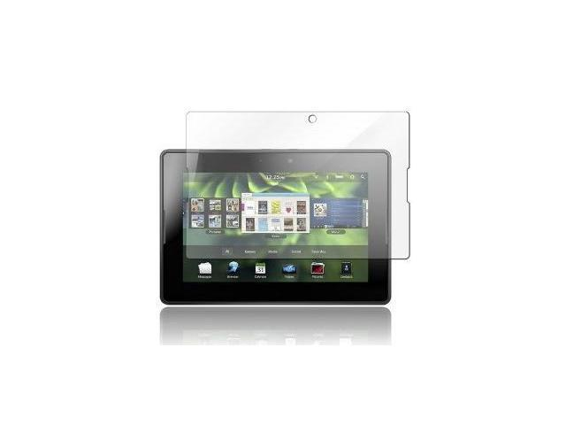 Fosmon 3 LCD Screen Protector for Blackberry Playbook Tablet