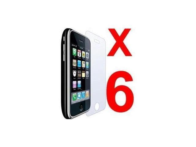 iPhone 3G / 3GS Clear Screen Protector Covers