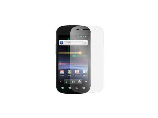 Fosmon Crystal Clear Screen Protector Shield for Samsung Nexus S 4G