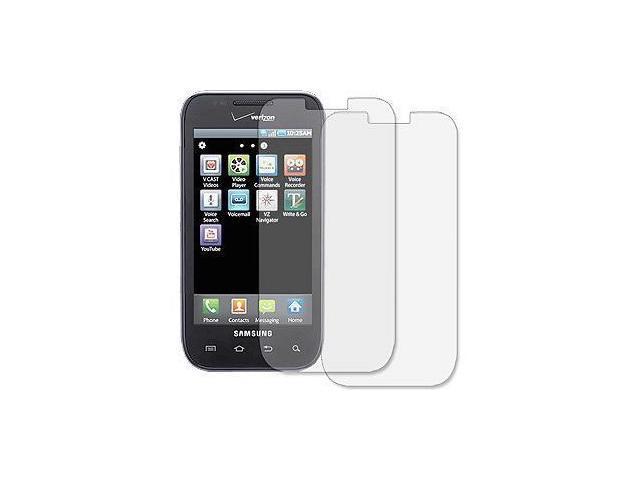 Samsung Fascinate Screen Protector (Samsung SCH-i500), Mybat 2-pack