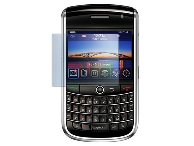 Premium Reusable LCD Screen Protector for Blackberry Tour 9630