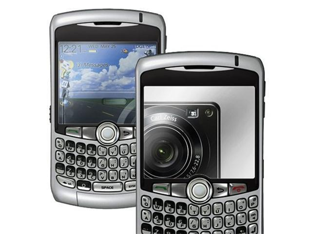 HIGH QUALITY MIRROR SCREEN PROTECTOR FOR BLACKBERRY 8300