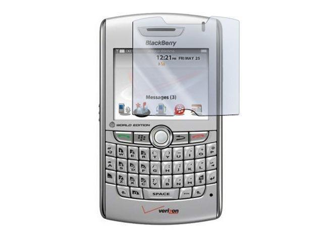 Reusable Screen Protector for Blackberry 8800 / 8830