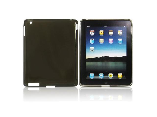 Apple iPad2 2nd Gen Case - Fosmon TPU Skin Case for Apple iPad 2 2nd Generation + Fosmon High Quality Metal Stylus + Neckstrap