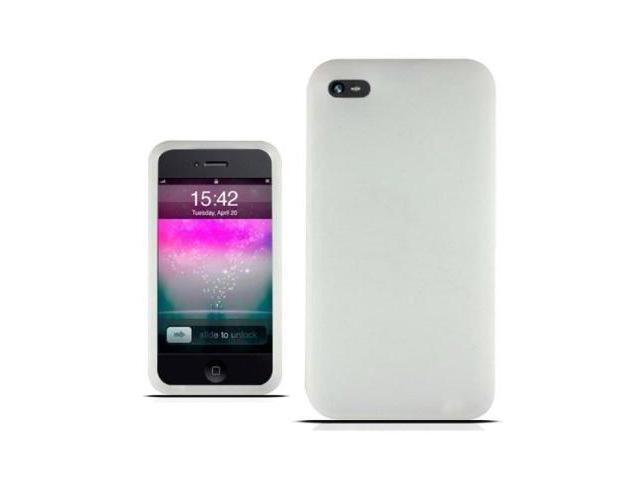 Fosmon Apple iPhone 4 / iPhone 4G Clear Soft Silicone Case [AT&T iPhone 4 ONLY]
