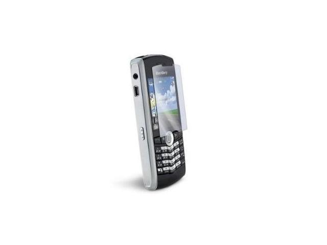 Crystal Clear Screen Protector For BlackBerry 8130 Pearl by Fosmon