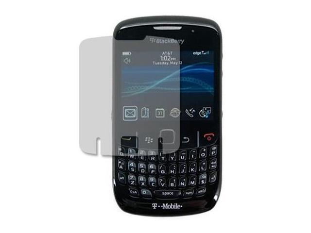 Durable Screen Protector LCD Guard For BlackBerry 8520 Curve by Fosmon