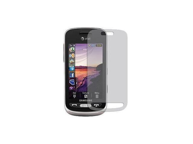 Durable Screen Protector LCD Guard For Samsung Solstice SGH-A887 by Fosmon