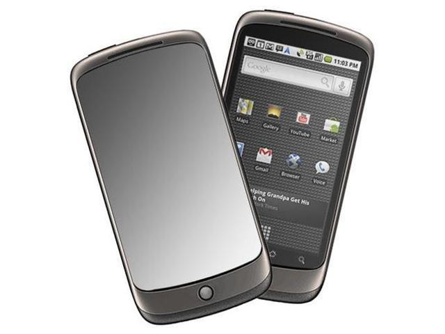 Mirror Screen Protector LCD Guard For Google Nexus One by Fosmon