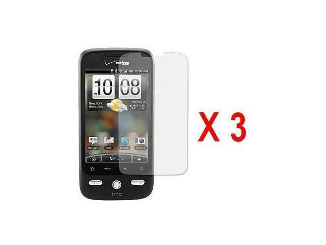 3 X Durable Screen Protector LCD Guard For HTC Droid Eris by Fosmon