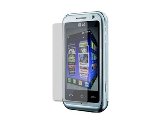 Durable Screen Protector LCD Guard For LG Arena KM900 by Fosmon