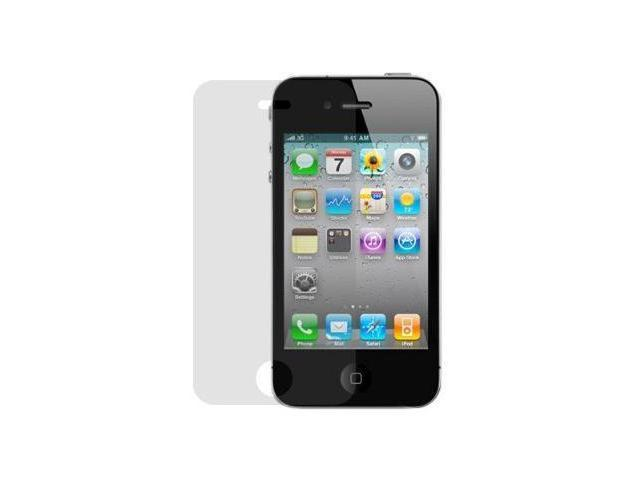 Crystal Clear Screen Protector for Verizon Apple iPhone 4