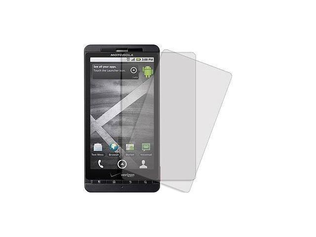 2 Pack of Screen Protector for Motorola Droid X MB810