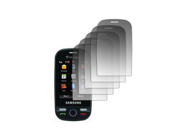 5 Pack of Screen Protectors for Samsung Freeform II R360