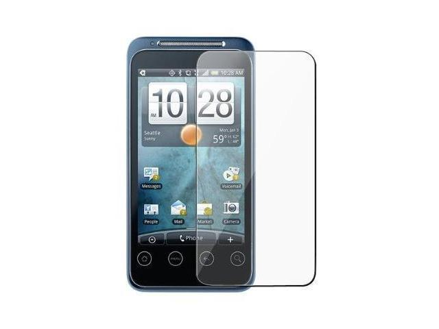 5 X LCD Screen Protector Film Shield Guard For Sprint HTC EVO Shift 4G