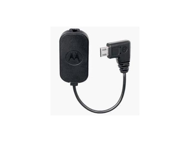 OEM Motorola Headset Adapter 3.5mm to MicroUSB for Backflip, Rival, Debut, QA4, Karma, Crush W835