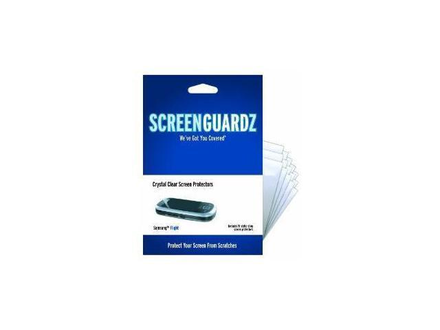 ScreenGuardZ Ultra-Slim Screen Protector for Samsung Flight A797 (Transparent)