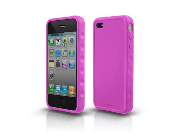 Marware SportGrip Soft Carrying Case for Apple iPhone 4 (Pink)