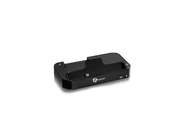 USB Cradle Desktop Charger Pod for Motorola Droid A855 / Milestone w/ Extra Battery Charging Slot