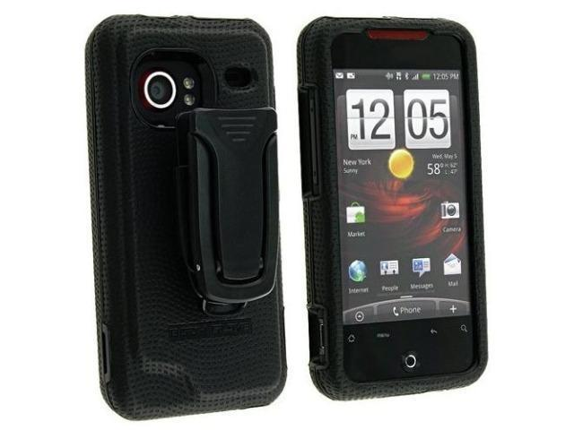 Body Glove Snap On Cover with Clip & Stand fits Verizon HTC Droid Incredible